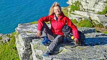 Kate Humble explores Dorset's coast in new TV show TONIGHT