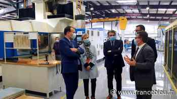 La nouvelle éco : JV Group à Eysines va s'agrandir et se moderniser en pleine crise de l'aéronautique - France Bleu