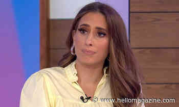 Stacey Solomon confesses why she'd never want to anchor Loose Women