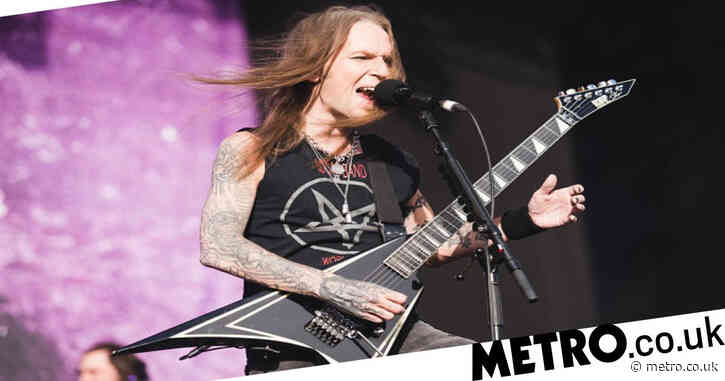 Children of Bodom star Alexi Laiho died from 'alcohol-induced degeneration of the liver' aged 41