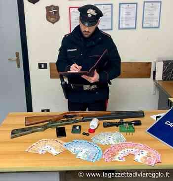 Sorpreso con cocaina ed arma illegale, arrestato » La Gazzetta di Viareggio - lagazzettadiviareggio.it