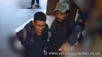 Court room outburst halts south London terror trial
