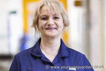 Senior Epsom St Helier nurse describes her Covid experience