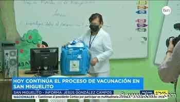 Este viernes continúa vacunación en San Miguelito - TVN Panamá