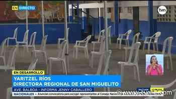 Vacunas, una esperanza para mayores de 60 años en San Miguelito - TVN Panamá