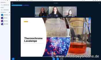 """Dritter Platz für Chemie-Projekt bei """"Jugend forscht"""" - Mittelbayerische"""