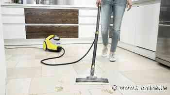 Dampfreiniger von Kärcher und Co. für hygienische Sauberkeit ohne Chemie - t-online.de