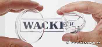 Aktien im Plus : Steigende Polysilizium-Preise beflügeln Aktie von WACKER CHEMIE - finanzen.at