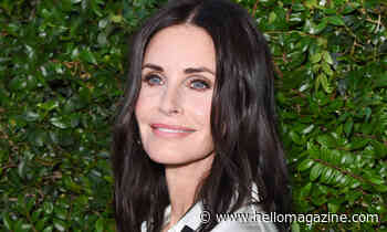 Courteney Cox reveals sinister Scream tribute at grand Malibu mansion