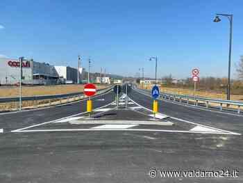 Figline: variantina, ultimato e aperto al traffico il lotto 2 - Valdarno24