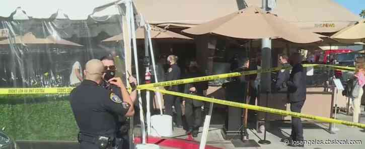 Woman Shot During Brazen Daylight Robbery At Beverly Hills Restaurant