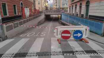 Lavagna, chiusi il sottopasso di via Colombo e l'Ecocentro - Teleradiopace
