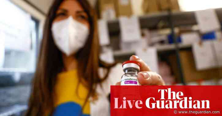 Coronavirus live: Germany urges caution over blocking vaccine delivery to Australia; Czech hospitals critical