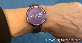 Garmin Lily review: Fashionable fitness watch with a few shortcomings