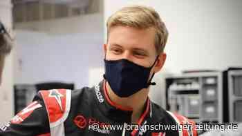 Formel 1: Mick Schumacher: Muss eigenen Fahrstil finden