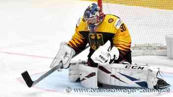 NHL-Goalie: Grubauer schließt WM-Teilnahme für Deutschland nicht aus