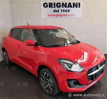 Vendo Suzuki Swift 1.2 Hybrid 4WD AllGrip Top nuova a Cava Manara, Pavia (codice 8578529) - Automoto.it