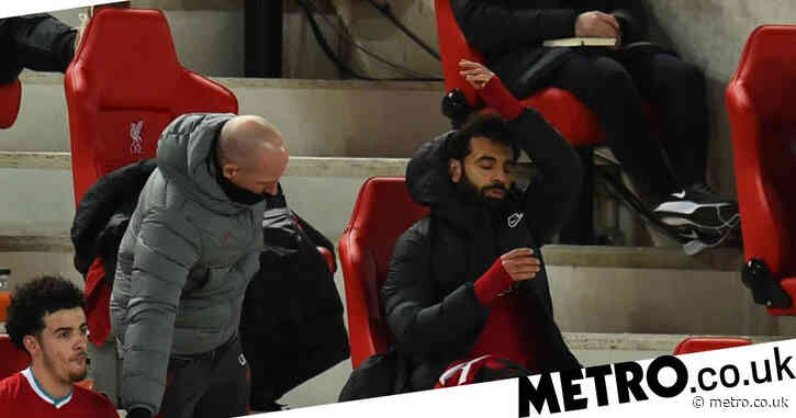 Liverpool legend Phil Thompson unhappy with Mohamed Salah after 'statement' Klopp substitution