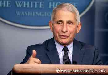 Dr. Fauci calls relaxation of Covid rules in Texas and Mississippi 'inexplicable'