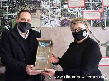 Huron East initiative earns provincial praise - Clinton News Record