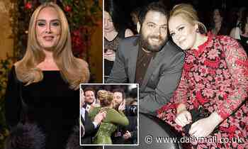 Adele and Simon Konecki 'FINALISE divorce two years after they split'