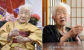 Tokyo Olympics: World's oldest person, 118, to carry flame in torch relay