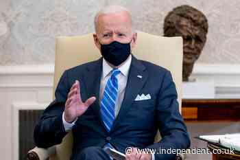 Biden will publicly pitch Covid relief bill as it is debated in the Senate