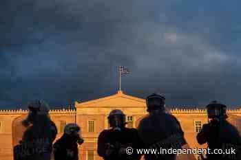 Greek militant on hunger strike suffers kidney failure
