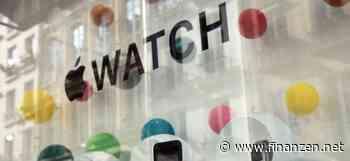 Apple weiter klare Nummer eins bei Computer-Uhren - Apple-Aktie verliert dennoch