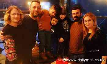 Turkish father stabs former business partner and his family to death