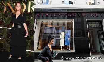 Stella McCartney's luxury fashion brand plunges to £32million annual loss