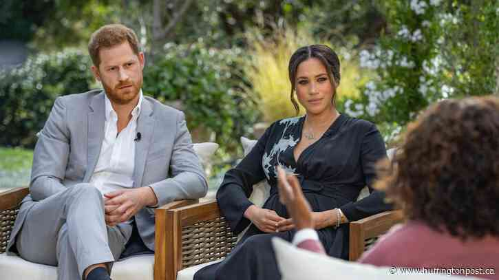 Meghan Markle Alludes To Rigid Royal Rules In New Oprah Interview Clip