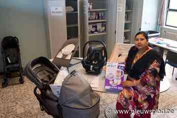 Tweede babytheek van Limburg strijkt neer in Heers - Het Nieuwsblad
