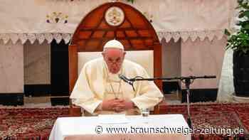 Kirche  : Papst besucht den Irak: Stellung der Christen gestärkt