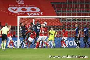 Ironie ten top! IFAB verandert regel: doelpunt zoals dat van Club zal in de toekomst niet afgekeurd worden voor hands