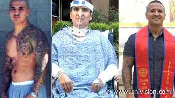 Francisco Padilla: la historia de un pandillero que estuvo al borde de la muerte terminó siendo doctor | Fotos | Univision 21 Fresno KFTV - Univision