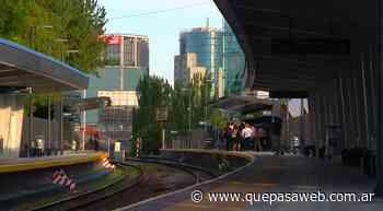 Reabrió la nueva estación Padilla del Belgrano Norte - Que Pasa Web
