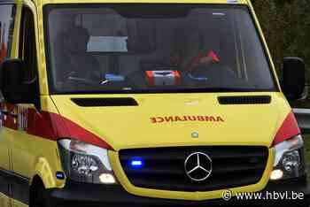 Twee gewonden na ongeval in Genk
