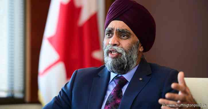 Email From Sajjan Aide Suggests He Knew About Vance Allegations For 3 Years