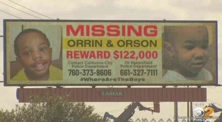 '2 Kids Don't Just Come Up Missing': Relative Of Missing Kern County Toddlers Speaks Out