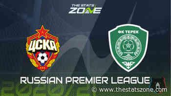 2020-21 Russian Premier League – CSKA Moscow vs Akhmat Grozny Preview & Prediction - The Stats Zone