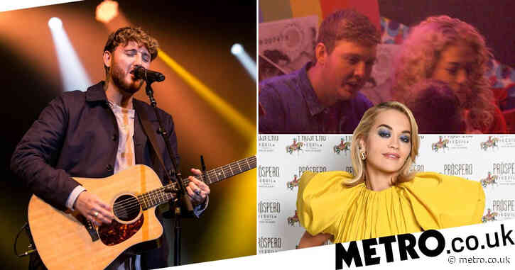 James Arthur regrets claiming his fling with Rita Ora lead to sex addiction: 'It hurt people'