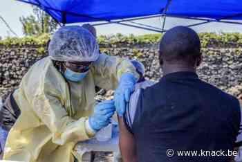 Ebola nog niet onder controle in Guinee en Congo bij gebrek aan vaccindosissen - Knack.be