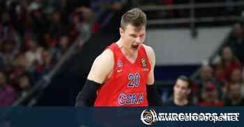 Nizhny Novgorod lands Andrey Vorontsevich - Eurohoops