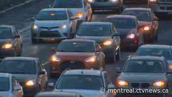 Weekend traffic: Closures remain on Saint-Pierre interchange - CTV News Montreal