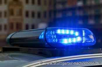 Wirrer Fahrgast in Schwieberdingen - 28-Jähriger tritt auf Busfahrer ein - Stuttgarter Nachrichten