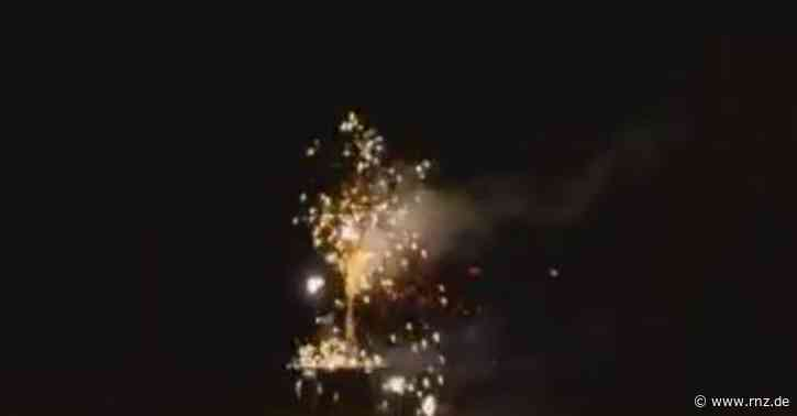 Heidelberg:  Darum gab's ein Feuerwerk in Wieblingen