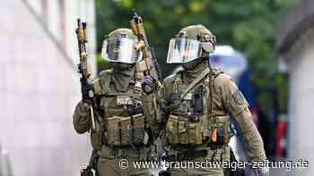 Nach Verlust von Waffen Disziplinarverfahren gegen Polizisten