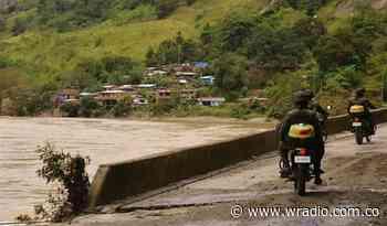 Jóvenes desaparecidos en Antioquia posiblemente fueron retenidos en Tarazá: Personero - W Radio