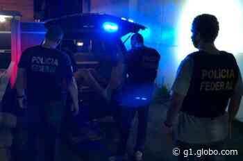 Procurado pela Interpol é preso pela Polícia Federal em Santana do Livramento - G1